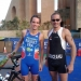 Winner of Eilat Triathlon 2010 G.Rouault